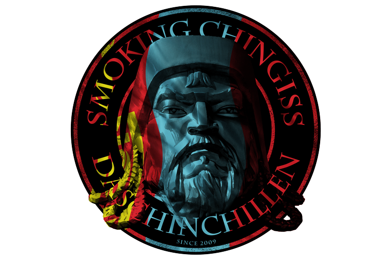 logo klubu Smoking Chingiss Daschinchilen